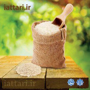 برنج طبیعی